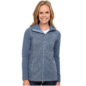 North Face Indi Insulated Hoodie Sweater Jacket